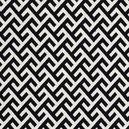 Jacquard Fontane preto/branco